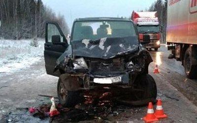 В ДТП на трассе «Пермь-Березники» погибла мать с двумя детьми