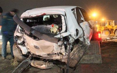 В Туле при столкновении двух автомобилей Volkswagen погиб мужчина