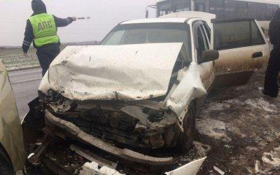 Женщина погибла в ДТП в Дюртюлинском районе Башкирии