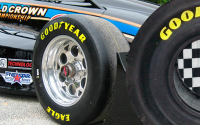 Goodyear - от картона и колясок до лидерства на рынке автомобильных шин
