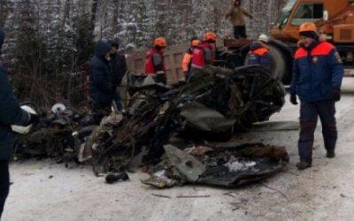 Семья из трех человек погибла в ДТП в Хабаровском крае