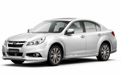 Subaru Legacy вернется в Россию уже в 2018 году