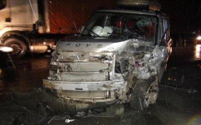 По вине пьяного водителя внедорожника произошло смертельное ДТП в Чувашии