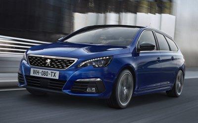 Обновленный Peugeot 308 будет продаваться в России с ноября