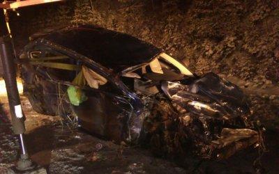 В массовой аварии на Восточном обходе Перми погибла молодая женщина