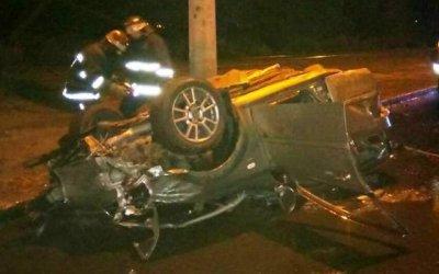 Два человека погибли в ДТП на трассе М-1 в Смоленской области