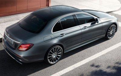 Mercedes-Benz E-Class - первый и лучший