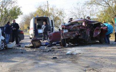 Число жертв в ДТП в Крыму увеличилось до двух