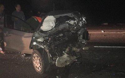Три человека погибли в массовом ДТП в Красноармейском районе