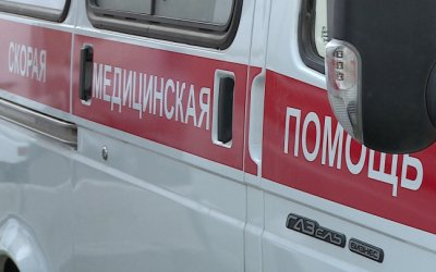 5-летний ребенок пострадал в ДТП в центре Волгограда