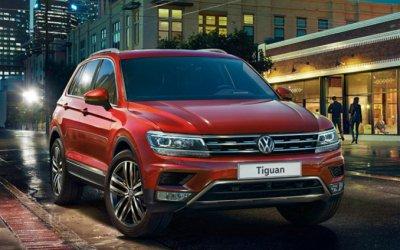 Volkswagen Tiguan 2017 г.в. за 6900 руб./мес. – это реально