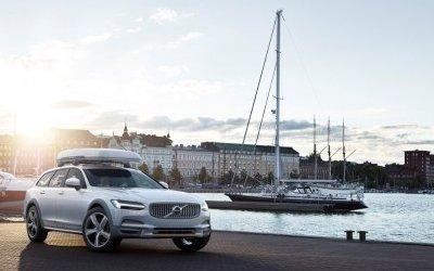 В начале 2018 года Volvo привезет в Россию спецверсию V90 Cross Country