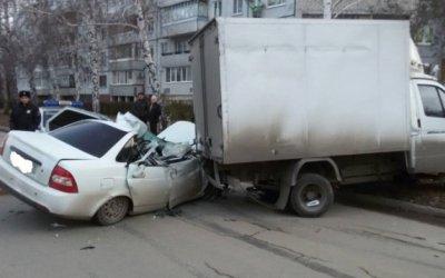 Два человека погибли в ДТП с «Газелью» в Тольятти