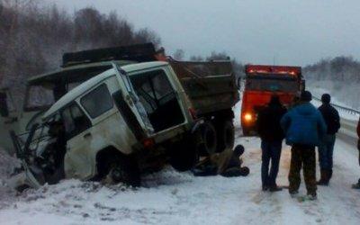 Два человека погибли в ДТП на трассе Томск – Мариинск
