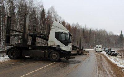 Два человека погибли в ДТП на трассе Кукуштан – Чайковский