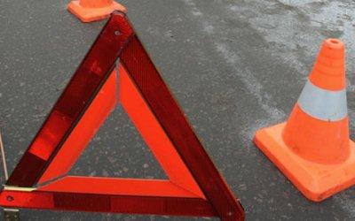 В ДТП на Павелецкой набережной в Москве пострадал человек