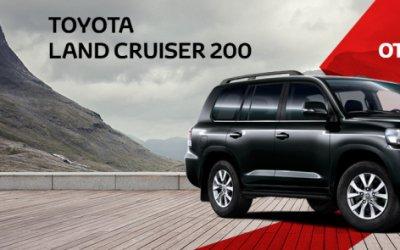 Время покупать Toyota Land Cruiser 200!