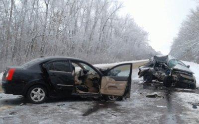 Водитель «Лады» погиб в ДТП в Острогожском районе