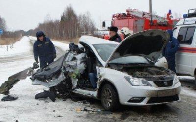 Две женщины погибли в ДТП под Нижним Тагилом