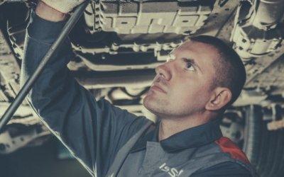 Ремонт подвески Nissan в СТ-МОТОРС – ваш гарант безопасности на дороге