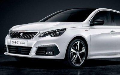 Продажи нового хэтчбека Peugeot 308 стартовали в России