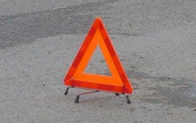 Пассажир погиб при опрокидывании автомобиля в Печорском районе Псковской области