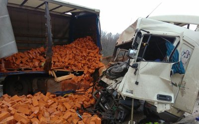 Оба водителя погибли в ДТП на трассе М-7 в Пестречинском районе