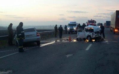 В КБР из-за уснувшего водителя в ДТП погибли три человека