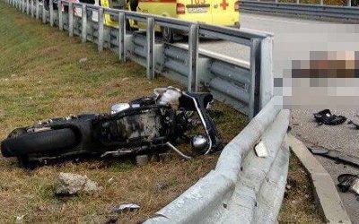 В Сочи в ДТП погиб мотоциклист