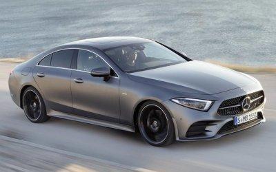 Mercedes представил обновленный седан CLS и сообщил о времени старта продаж