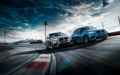 Заправлены адреналином. Новые BMW M в АВИЛОН
