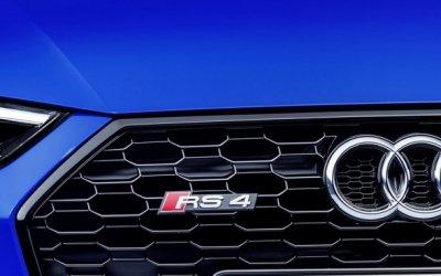 Audi RS 4 Avant появится в России в первой половине 2018 года