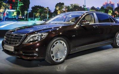 В России растет рынок люксовых автомобилей
