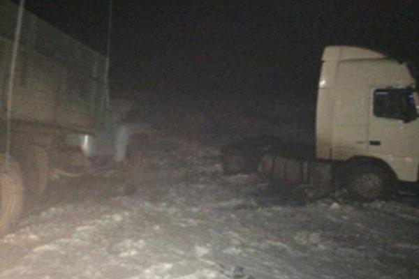 Мужчина погиб в тройном ДТП в Пензенском районе