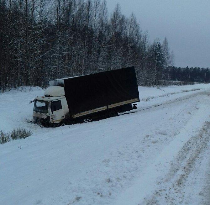 18-летний пассажир иномарки погиб в ДТП в Вологодской области (1)