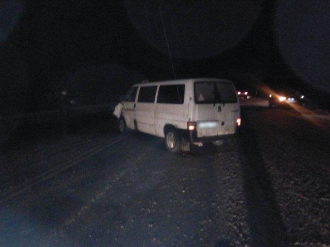 В ДТП под Мончегорском на трассе «Кола» погиб водитель ВАЗа (3)