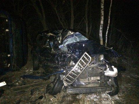 В Самарской области в ДТП с грузовиком на М-5 погиб человек