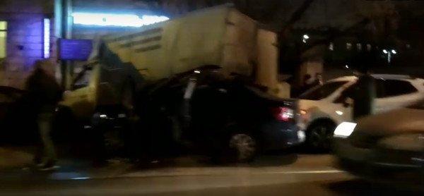 В Петербурге в ДТП на Энгельса погиб человек (5)