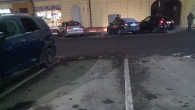 В Томске водитель иномарки сбил подростка и скрылся