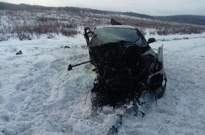10-летний мальчик погиб в ДТП в Свердловской области (2)