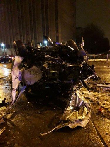 Четыре человека погибли в ДТП в Петербурге (2)