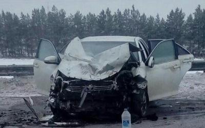 На трассе Казань – Набережные Челны произошло смертельное ДТП