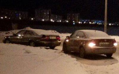 Беременная пострадала в ДТП в Северодвинске