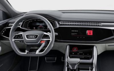 Audi Q8 появится в российской продаже летом 2018 года