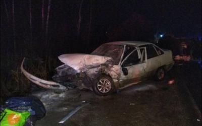 Женщина погибла в ДТП в Московской области