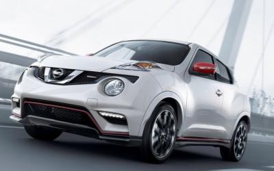 Обновленный Nissan Juke появится весной 2018 года