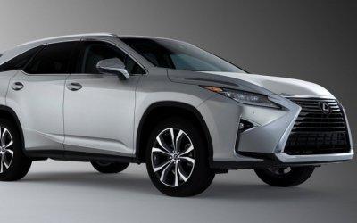 L - значит long: новый Lexus в 3 ряда