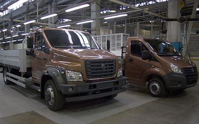 Два новых «ГАЗон Next» стремятся потеснить с рынка иностранных конкурентов