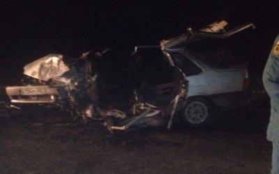 В ДТП в Белове погиб водитель ВАЗа
