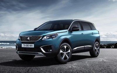Новый Peugeot 5008 начнет продаваться в России с 2018 года